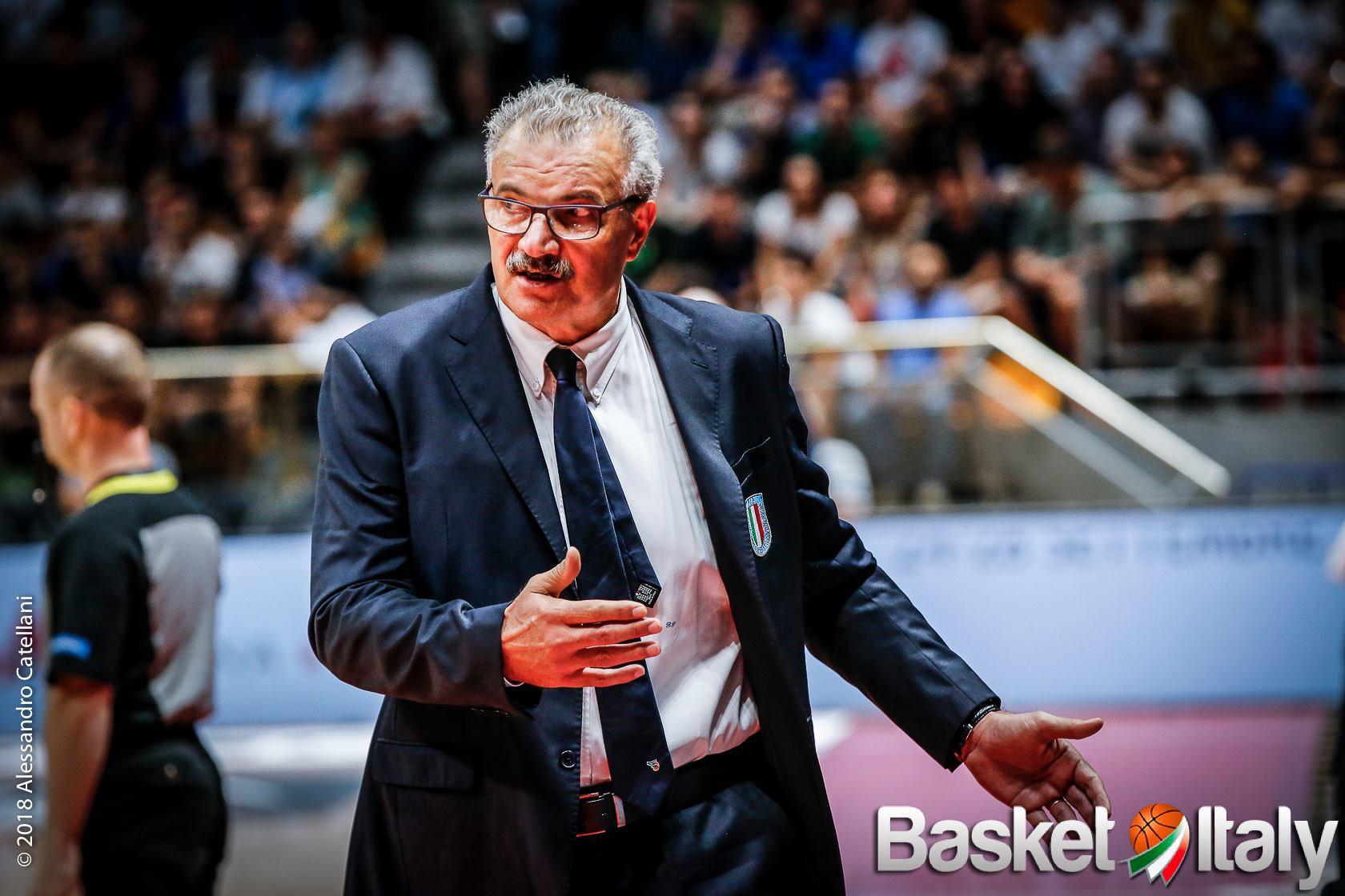 Italbasket – Meo Sacchetti via dopo il preolimpico, il successore c'è già
