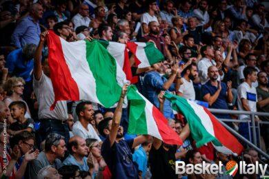 italia italbasket nazionale