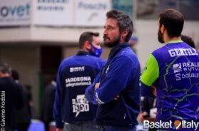 Gianmarco Pozzecco Sassari