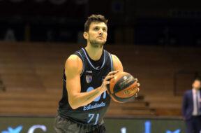 Alessandro Gentile, Siviglia, 2020-10-18 (2)