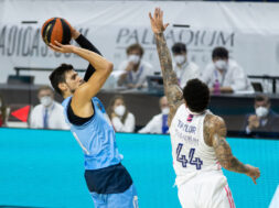 Alessandro Gentile, Madrid, 2020-10-25