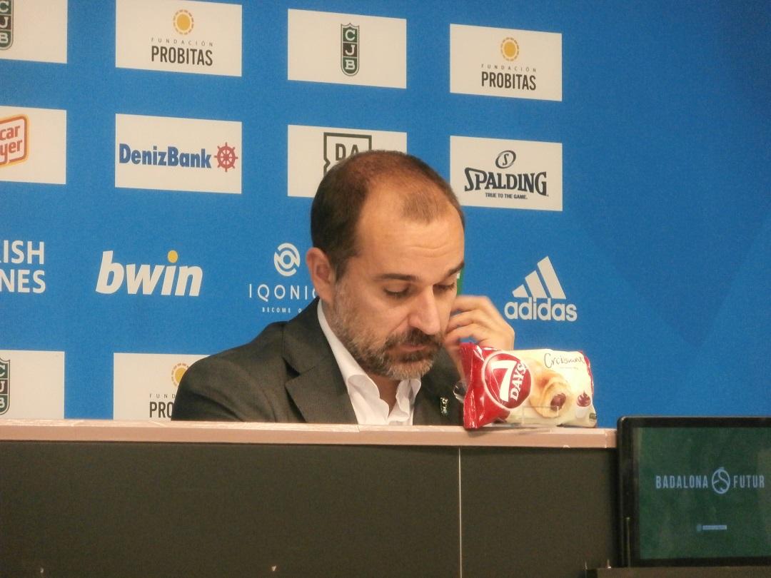 """#Eurocup – Carles Duran: """"La Reyer è forte, per questo valorizzo il nostro successo"""""""