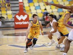 Frankie Ferrari, Facundo Campazzo, Gran Canaria, 2020-10-11