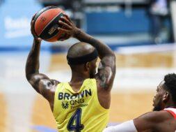 Lorenzo Brown, Isanbul, 2020-10-02