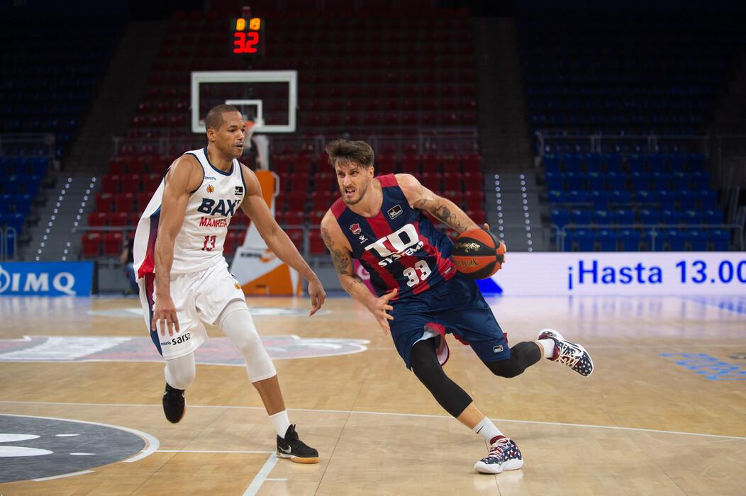 EuroLeague – Non basta un Polonara da record. Baskonia cede al Maccabi
