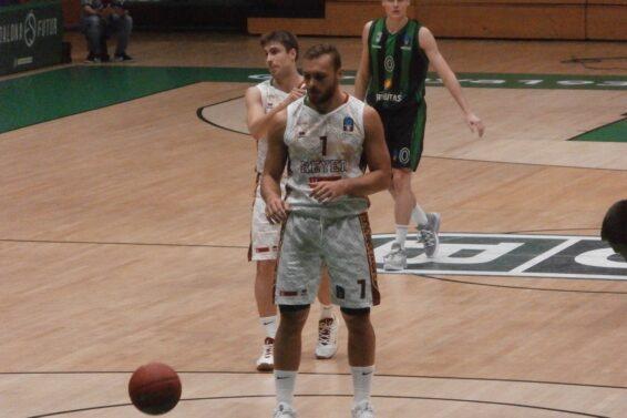 Stefano Tonut, reyer venezia 2020-10-20