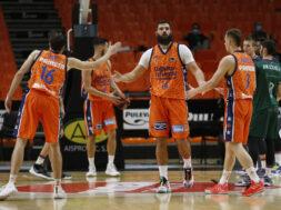 Valencia Basket, Valencia, 2020-10-18