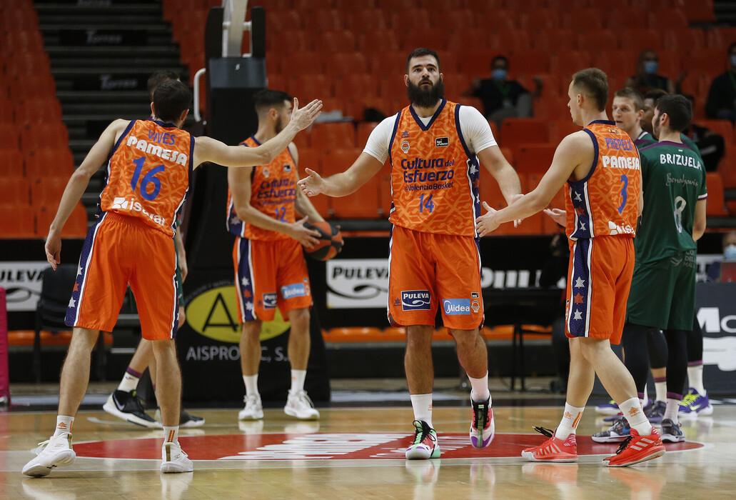 #EuroLeague2021: Un sontuoso Valencia Basket assalta Kaunas