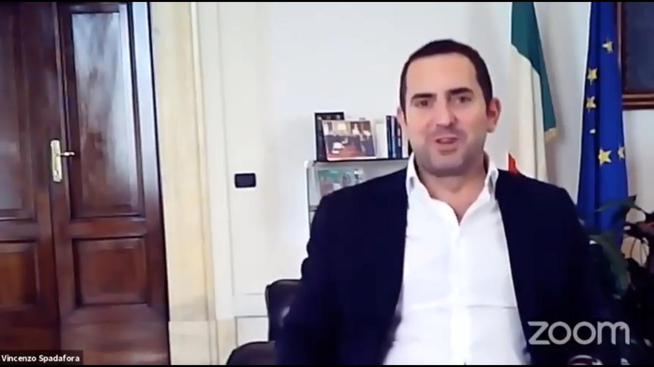 """[VIDEO] Spadafora: """"Nel prossimo DPCM palestre e centri sportivi rimarranno chiusi"""""""