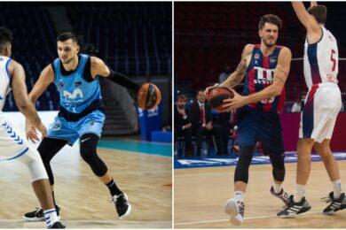 Alessandro Gentile & Achille Polonara, Spagna, 2020-28-10