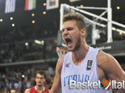 Danilo Gallinari, Italia