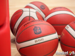 pallone palloni Legabasket LBA