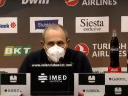 Ettore Messina, Valencia, 2020-11-06