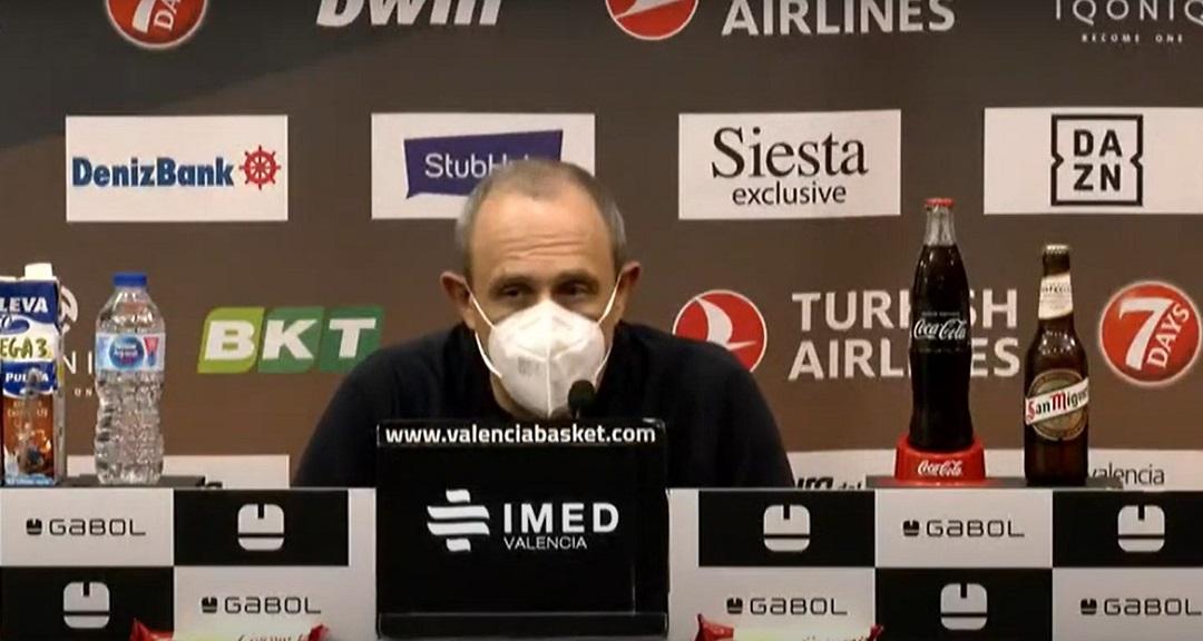 """Ettore Messina: """"La nostra difesa non è stata all'altezza per i 40 minuti di partita"""""""