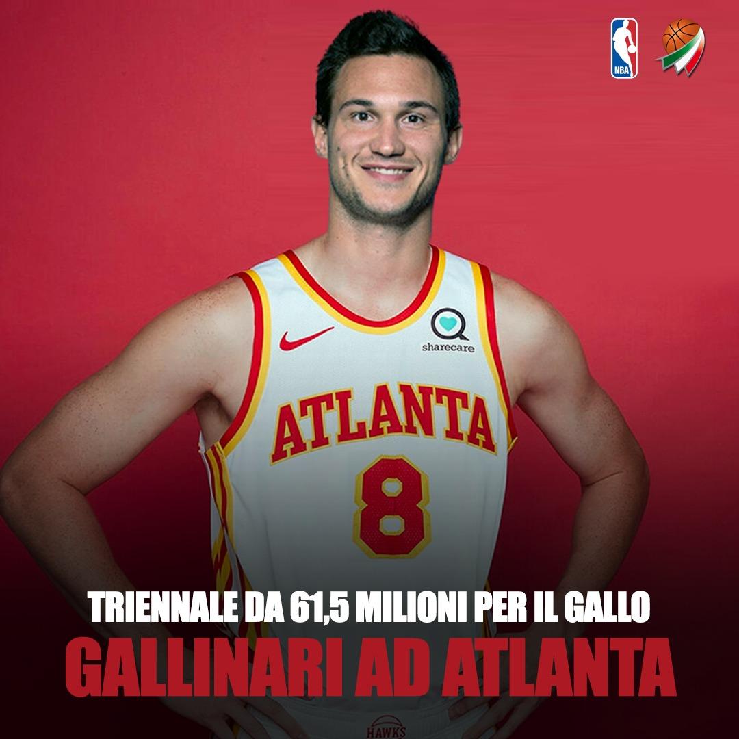 EDITORIALE | Danilo Gallinari ad Atlanta non è poi così male…
