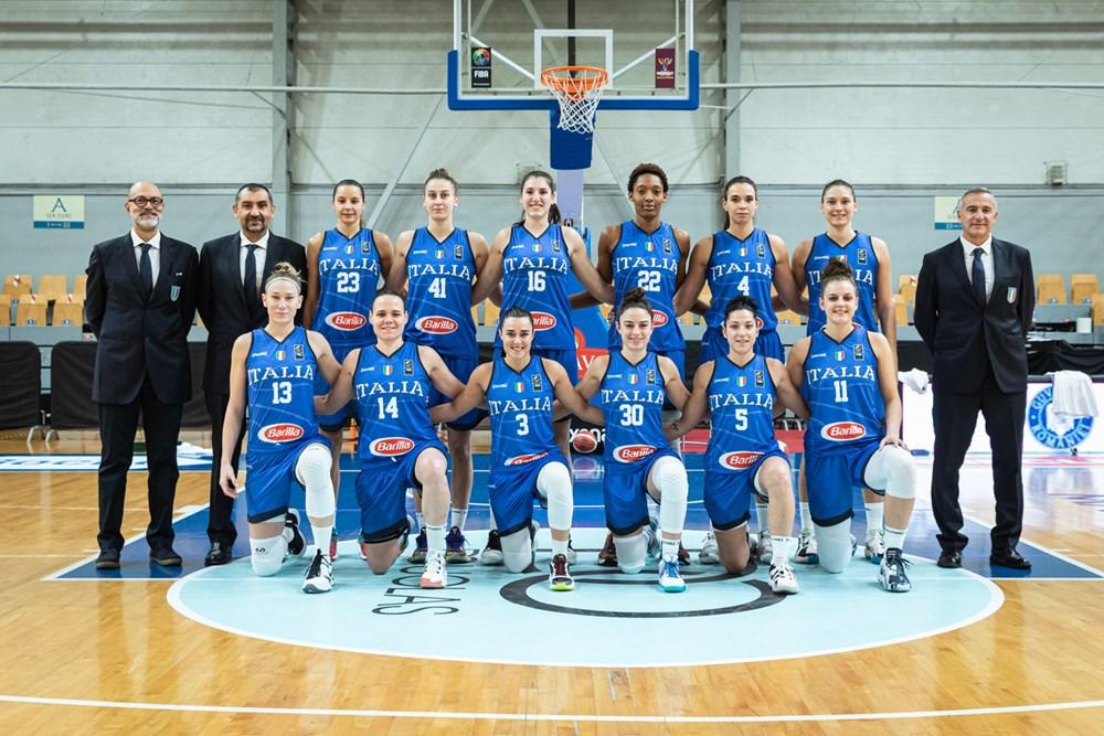 #Italbasket donne: Italia a valanga sulla Romania, EuroBasket più vicino
