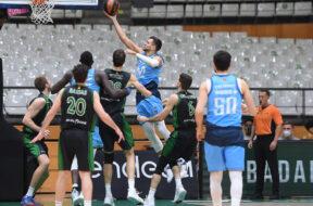 Alessandro Gentile, Badalona, 2020-11-01