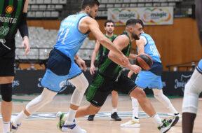 Alessandro Gentile Albert Ventura, Badalona, 2020-11-01