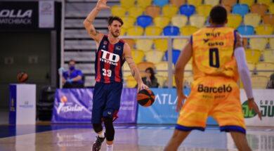 Achille Polonara, Gran Canaria, 2020-10-15