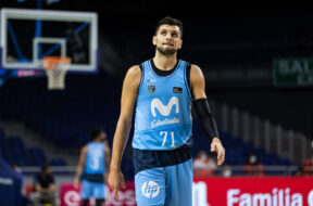 Alessandro Gentile, Madrid, 2020-11-08