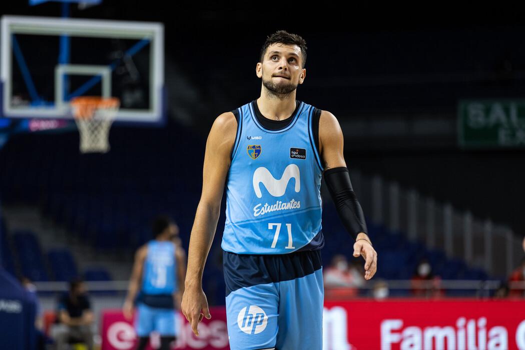 #ItalyInEurope: Alessandro Gentile, all'Estudiantes fino a fine stagione
