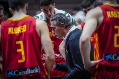 Sergio Scariolo, Valencia, 2020-11-28