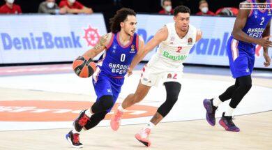 Shane Larkin, Istanbul, 2020-11-17