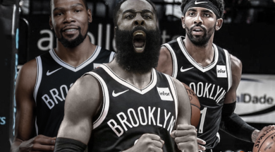 James Harden Brooklyn Nets