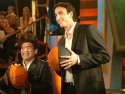 Maradona, Manu Ginobili