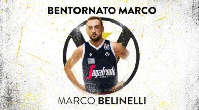 Marco Belinelli Virtus Bologna