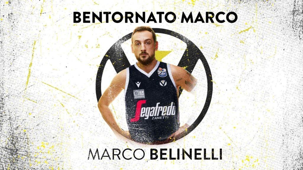 UFFICIALE: Marco Belinelli torna alla Virtus Bologna con un triennale