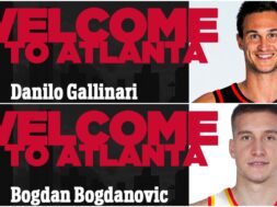 Danilo Gallinari Bogdan Bogdanovic, Photojointer