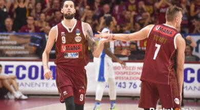 Austin Daye, Stefano Tonut, Reyer Venezia