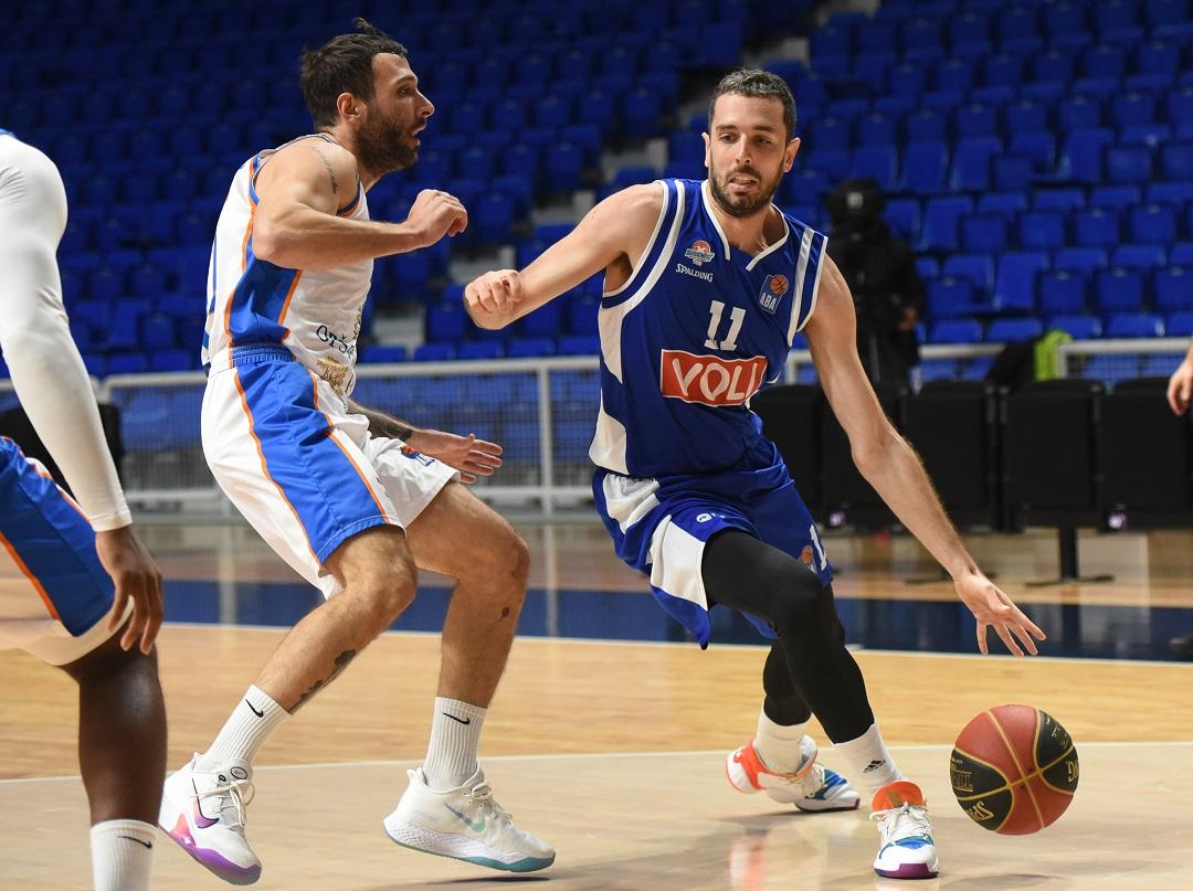 #ItalyInEurope: Il Buducnost torna alla vittoria, Amedeo Della Valle top-scorer