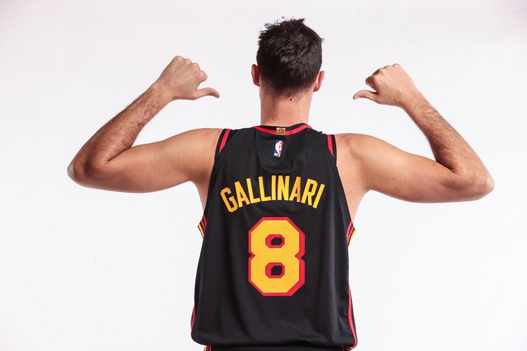 NBA – Gallinari supera quota 10.000 in carriera