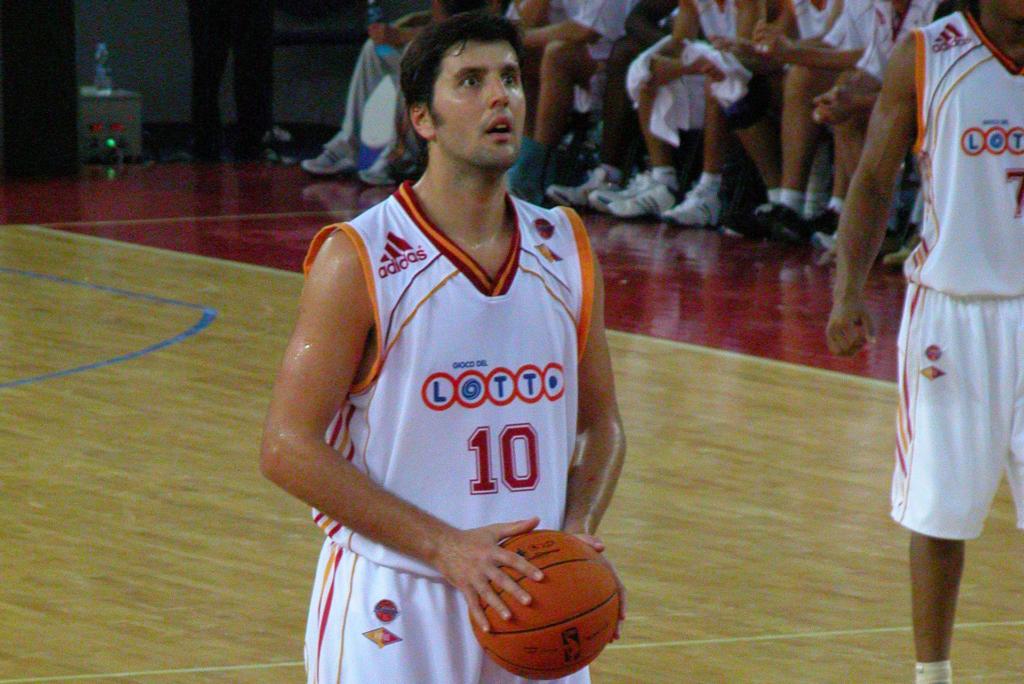 Dejan Bodiroga, Lottomatica Roma