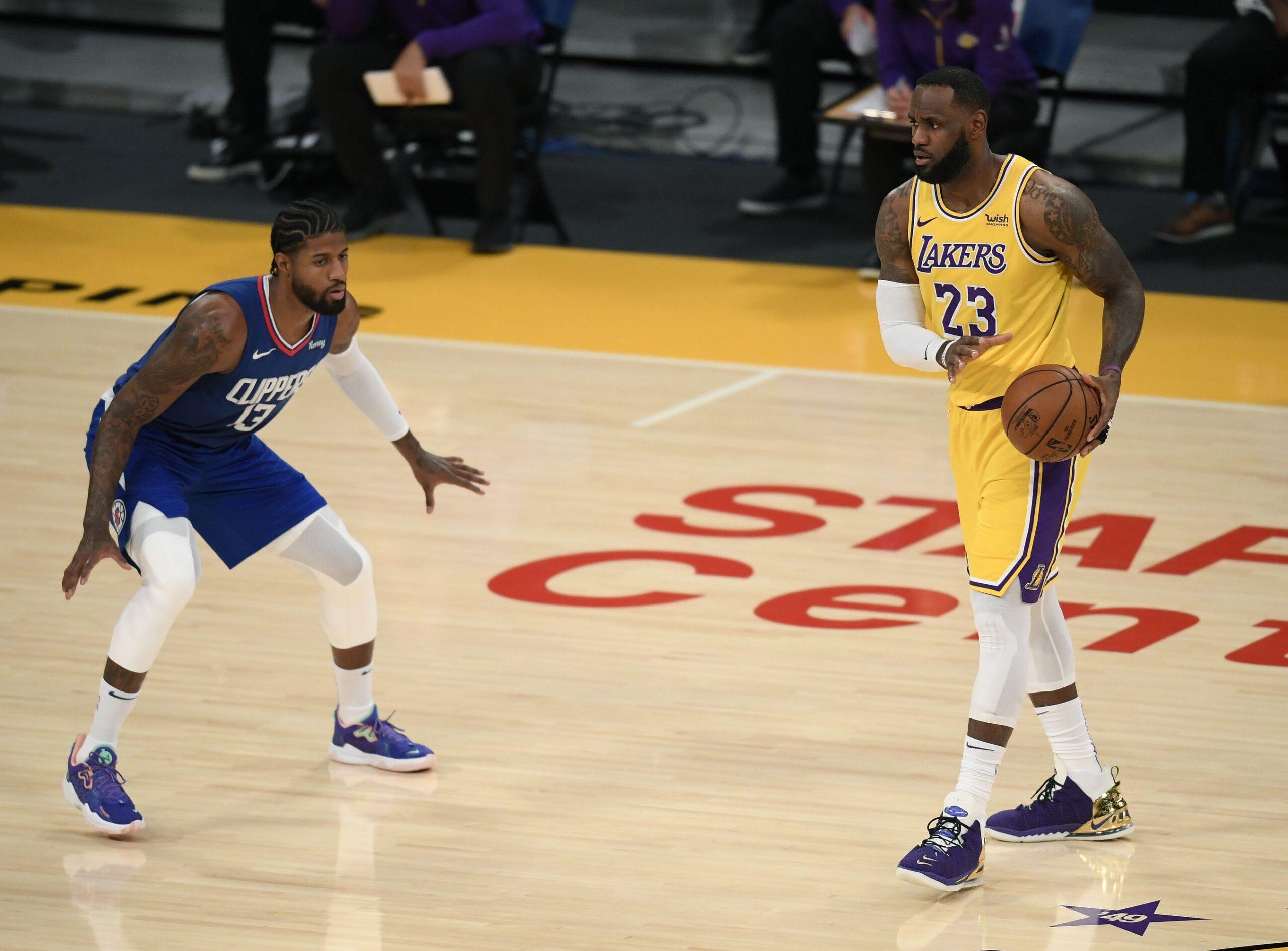 NBA – Los Angeles a Natale sei bellissima: Lakers e Clippers vincono facile su Dallas e Denver