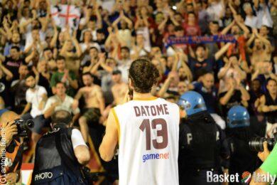 Gigi Datome, Virtus Roma, 2013-07-13