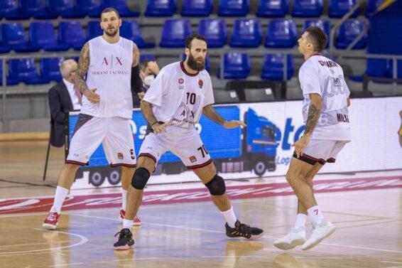 Luigi Datome, Barcellona, 2020-12-11
