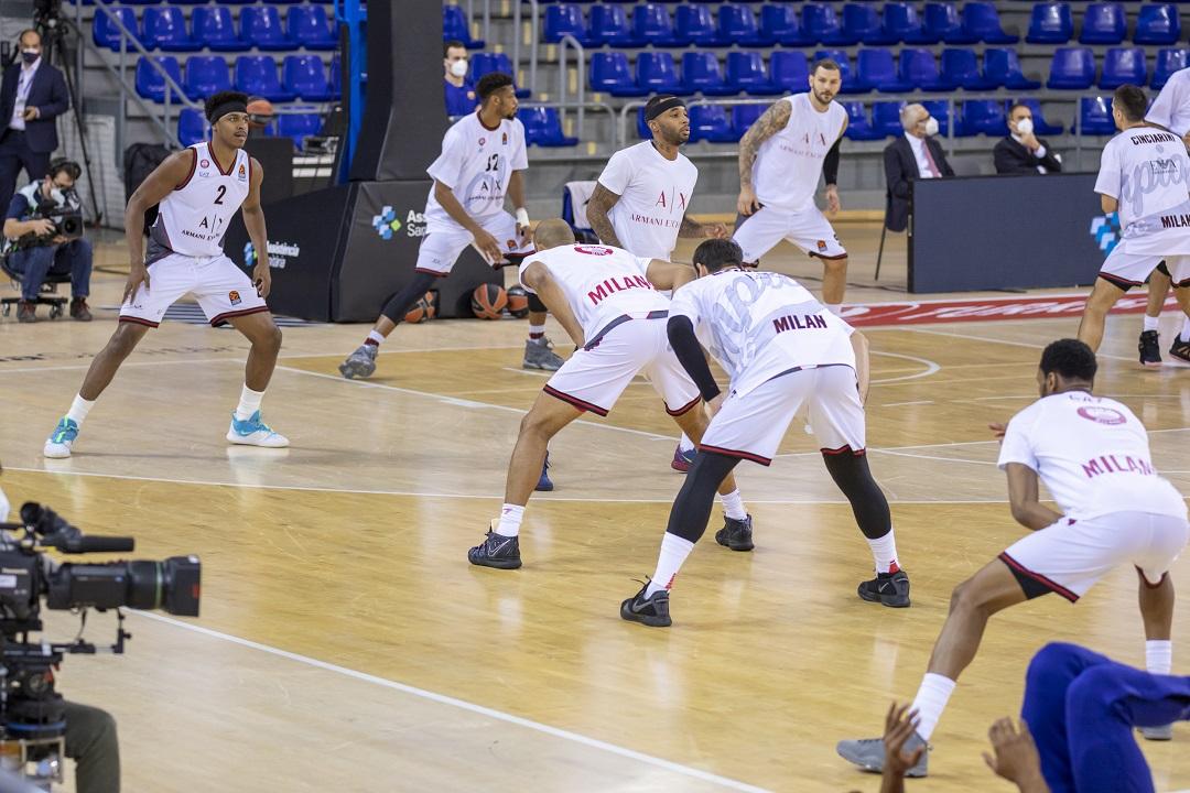 Con lo Zenit è battaglia vera ma l'Olimpia Milano cade nel finale