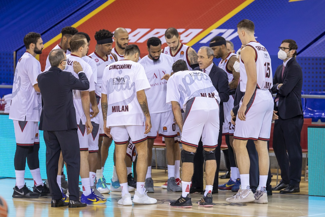 Il dominio dell'Olimpia Milano è tutto nella forza del gruppo e in Ettore Messina