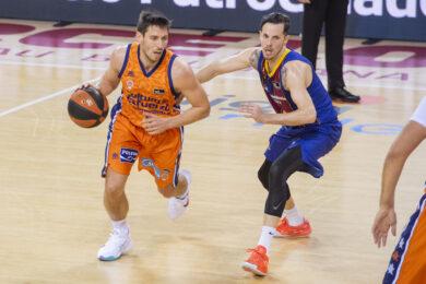 Sam Van Rossom Thomas Heurtel, Barcelona, 2020-12-01