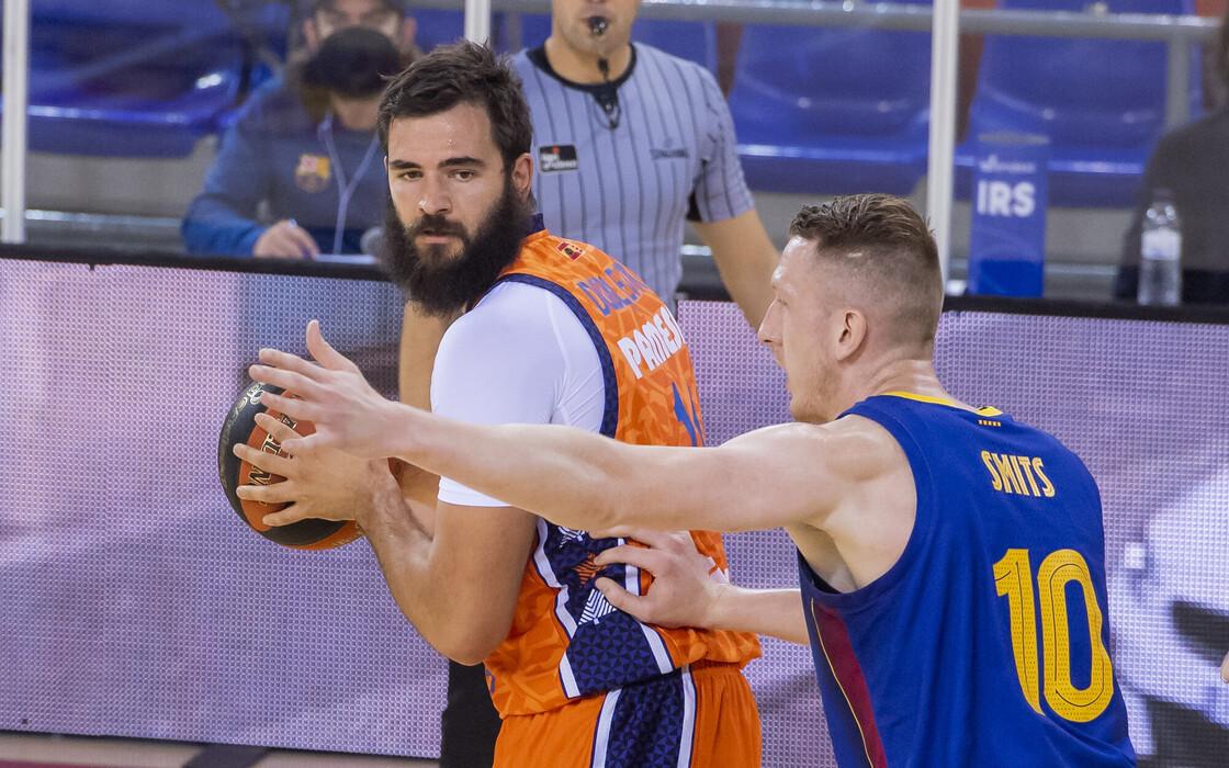 #Euroleague: Barça e Valencia Basket continuano la loro marcia trionfale