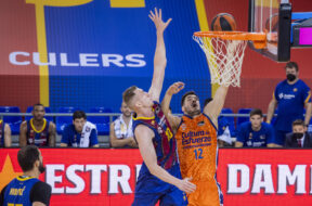 Nikola Kalinic Rolands Smith, Barcelona, 2020-12-01