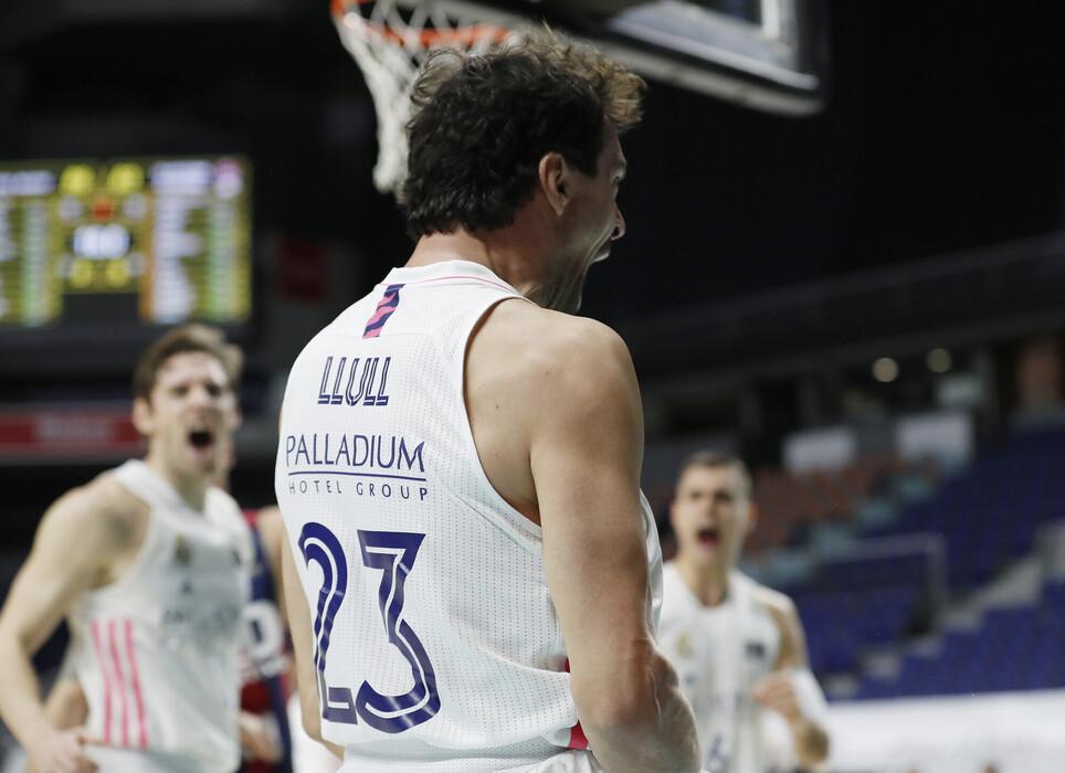 Euroleague: Sergio Llull trascina il Real alla vittoria contro l'ALVES. Ma che fatica per i Blacos!