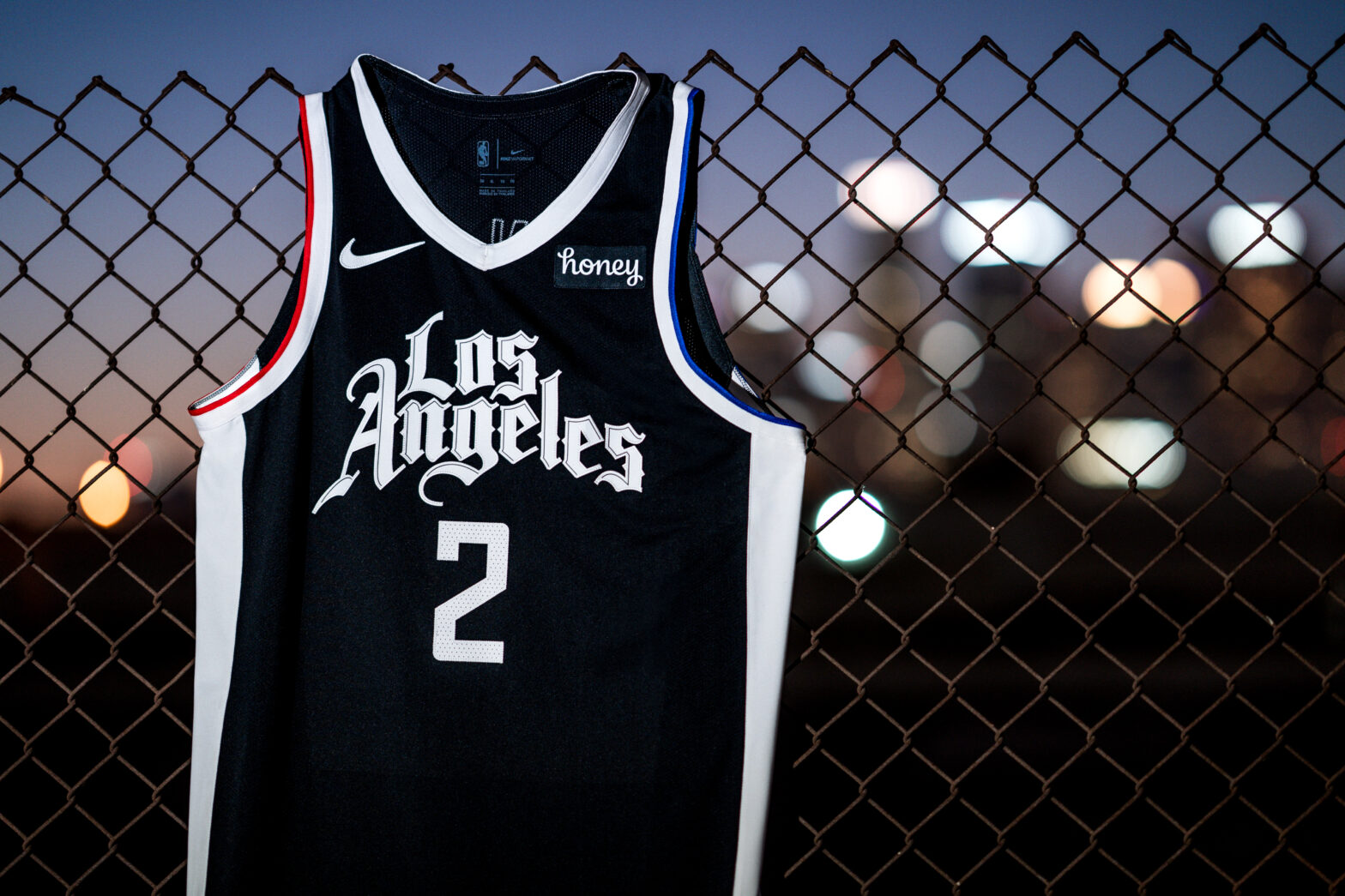 Canotta Los Angeles Clippers - City edition 2021