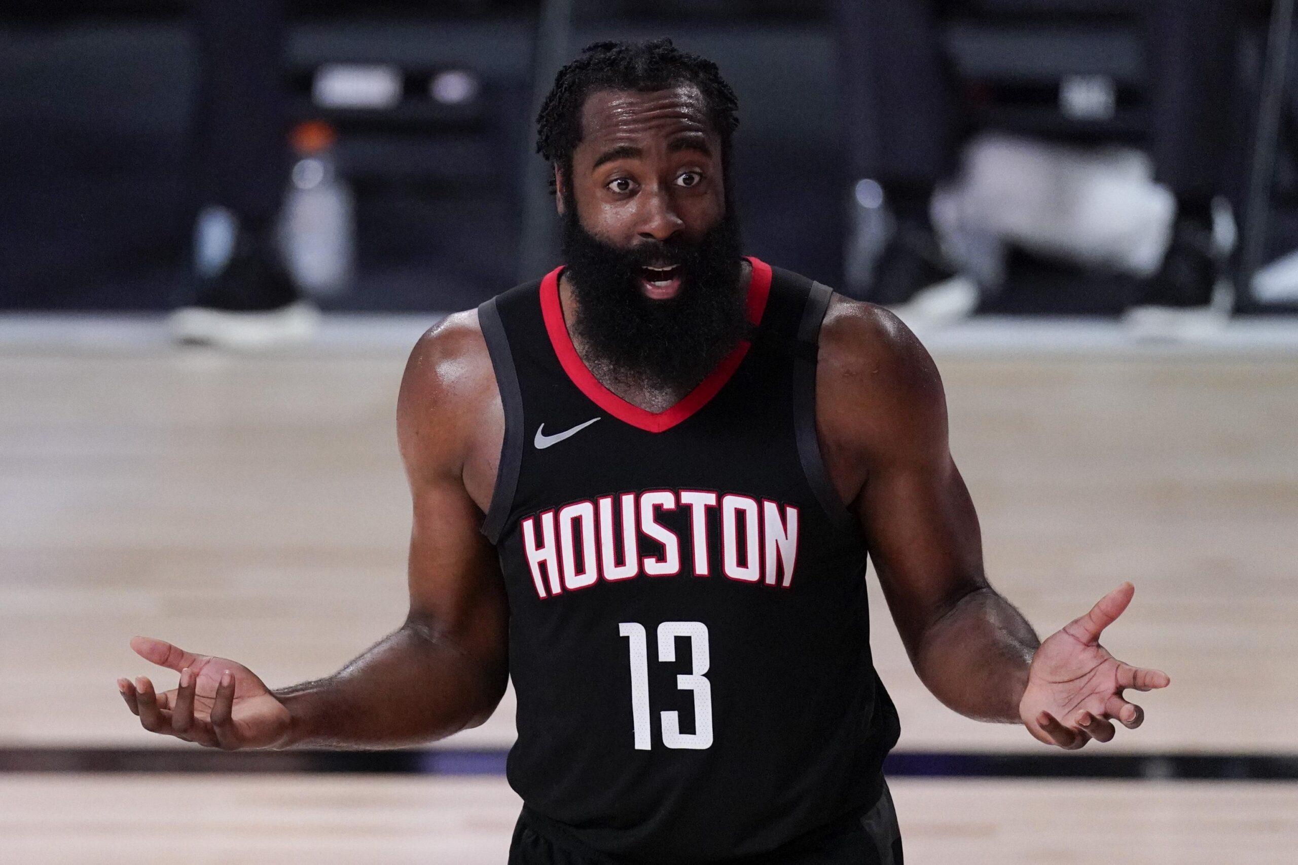 """NBA: Follia Harden, serata allo strip club in """"barba"""" al Covid-19! Rinviata Rockets – OKC"""