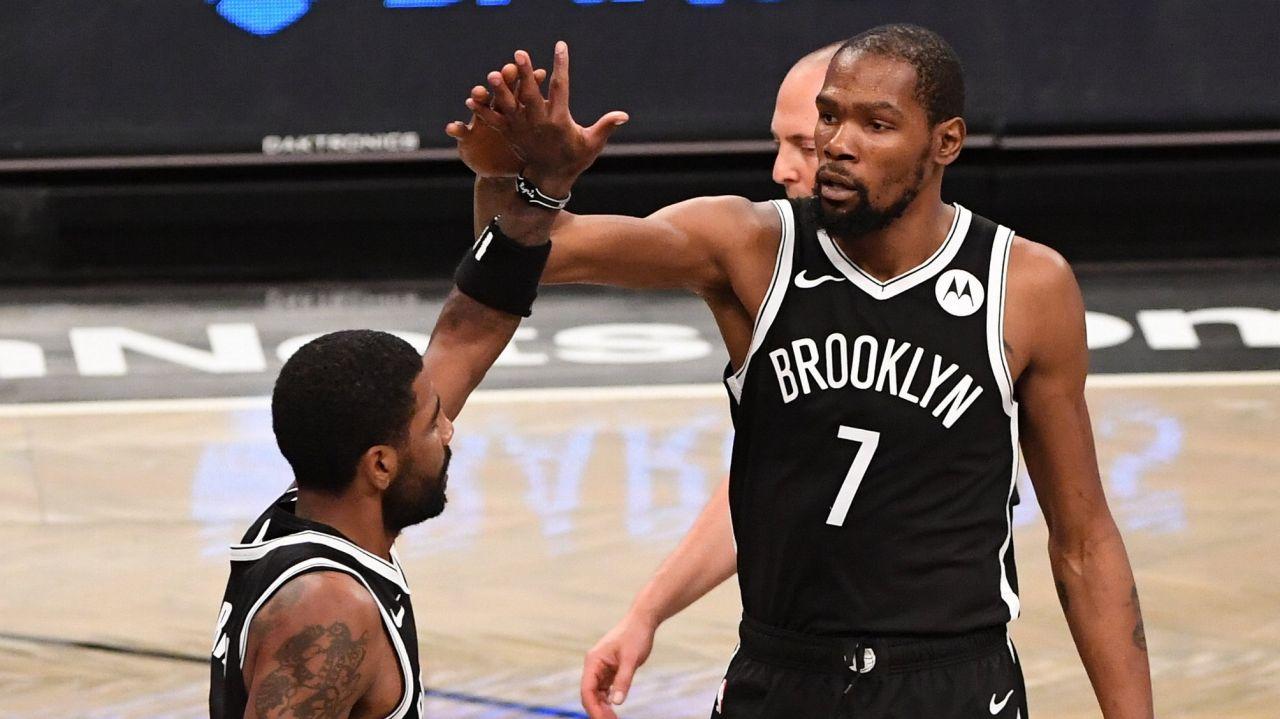 NBA – Prova di forza dei Nets con Irving & Durant, battuti i Celtics