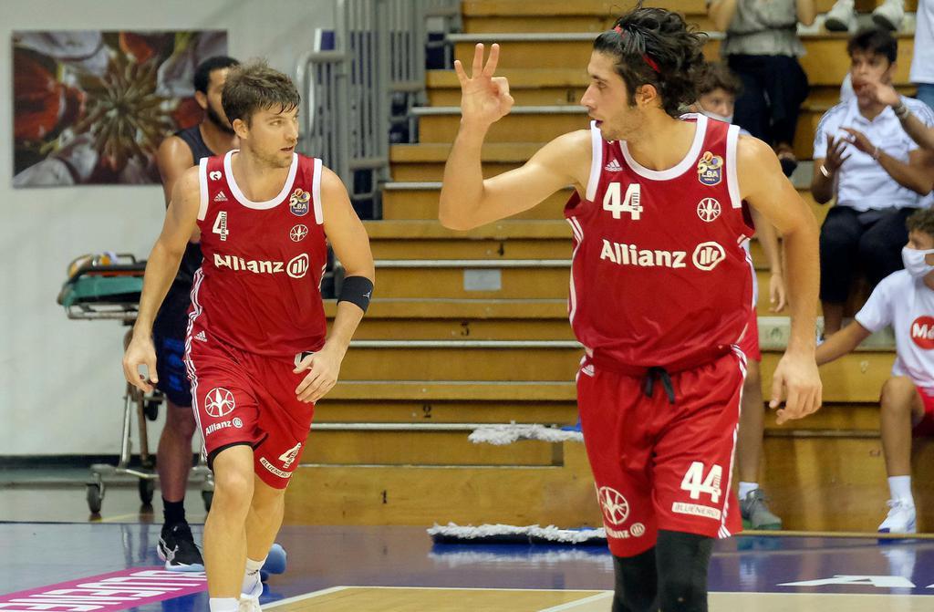 Delia e Alviti trascinano Trieste all'agognata vittoria