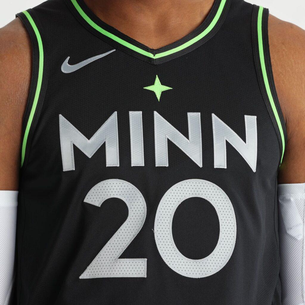 Minnesota Timberwolves - City edition 2021